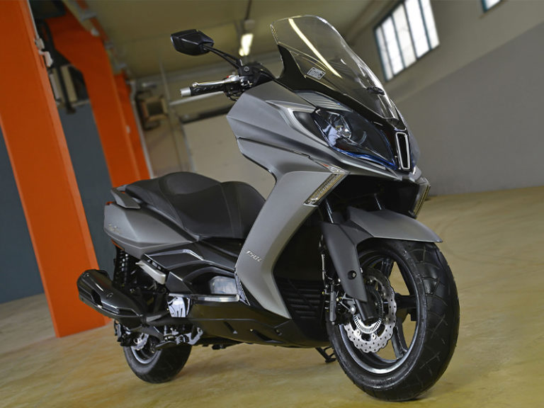 Read more about the article Kymco New Downtown 125i ABS / 350i ABS
