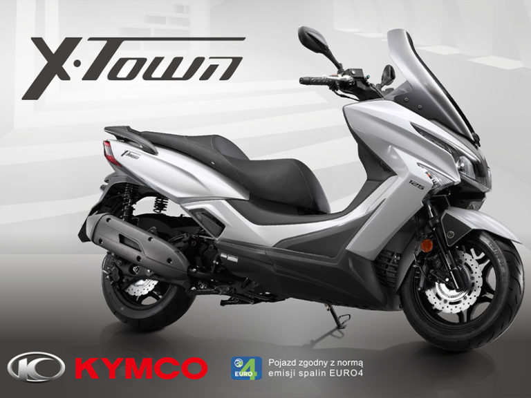 Read more about the article Kymco X-Town 125i