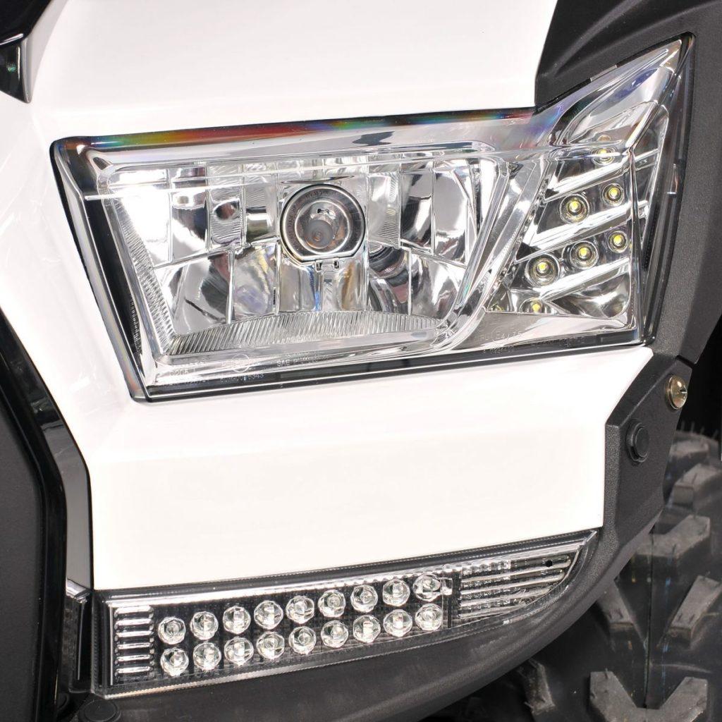 Kymco MXU 550i quad atv t3b kymco polska