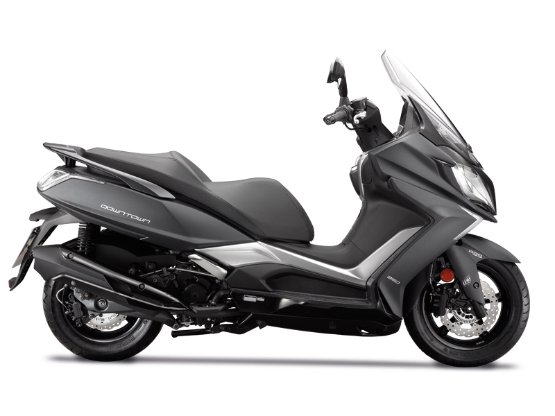 maxiskuter kymco downtown 350