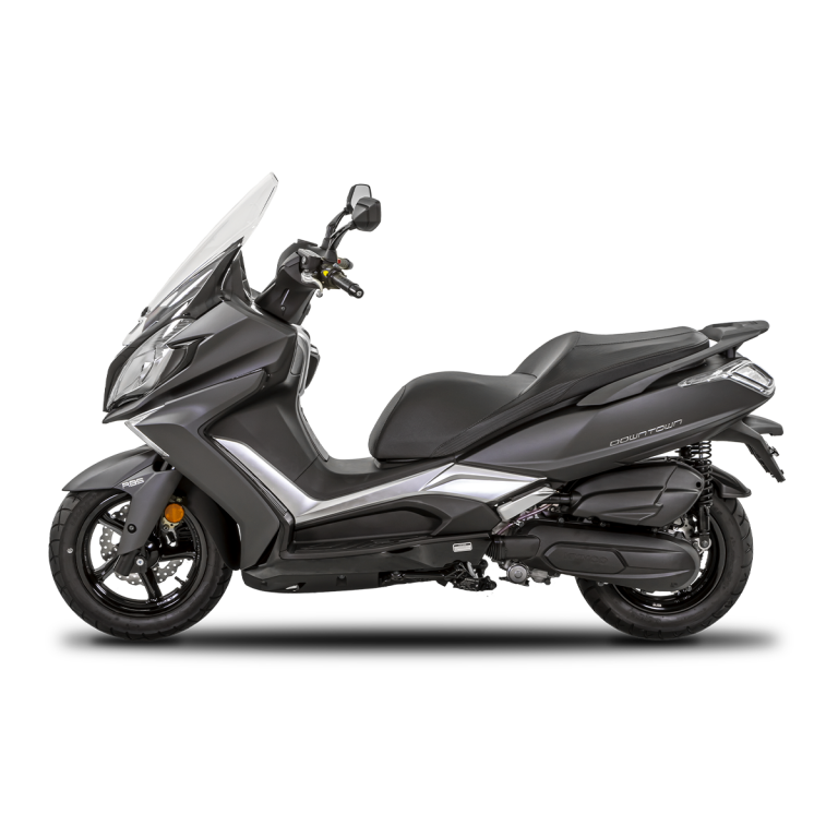 Read more about the article Downtown 125i
