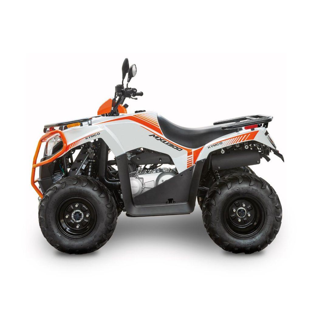 kymco new mxu 300 t3b atv quad kymco polska