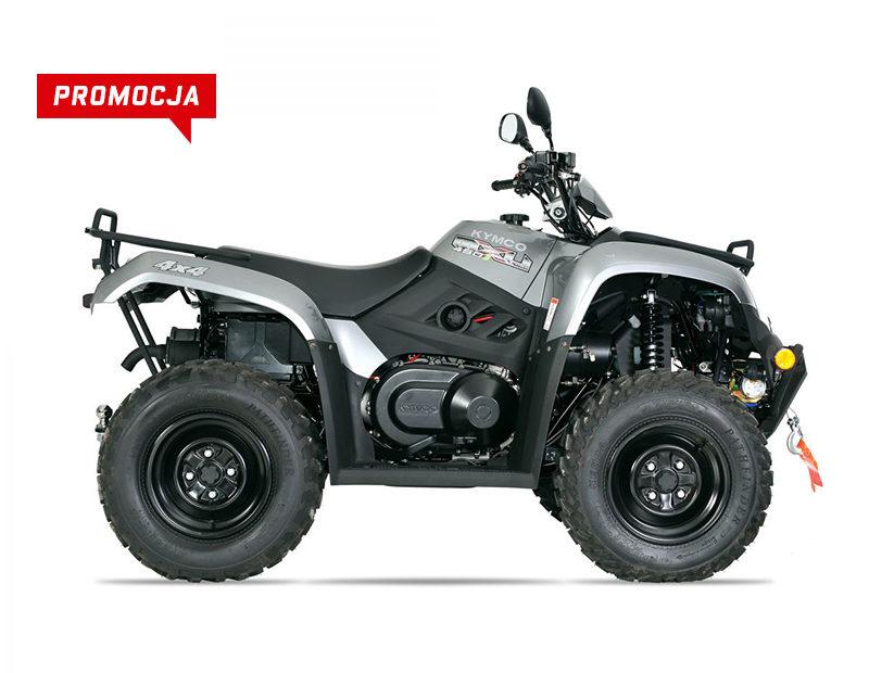 quad kymco mxu 450i promocja