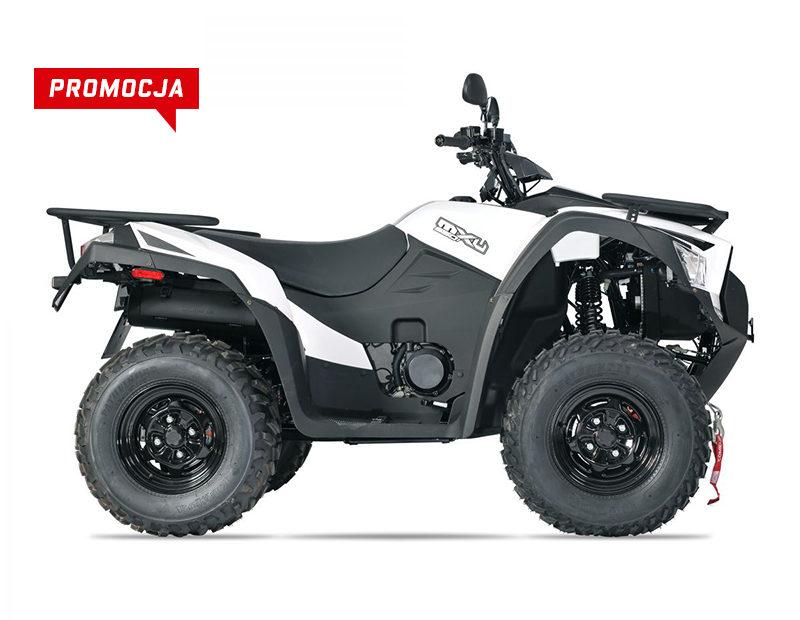 kymco mxu 550i quad promocja