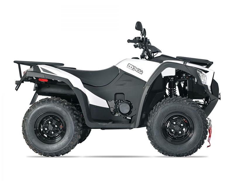 MXU 550i