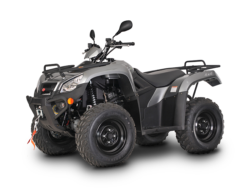 kymco mxu 465i quad quady