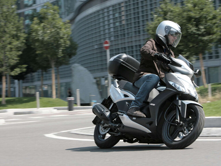 Read more about the article KYMCO AGILITY 16+ W WERSJI 50 CZY 125 CM3?